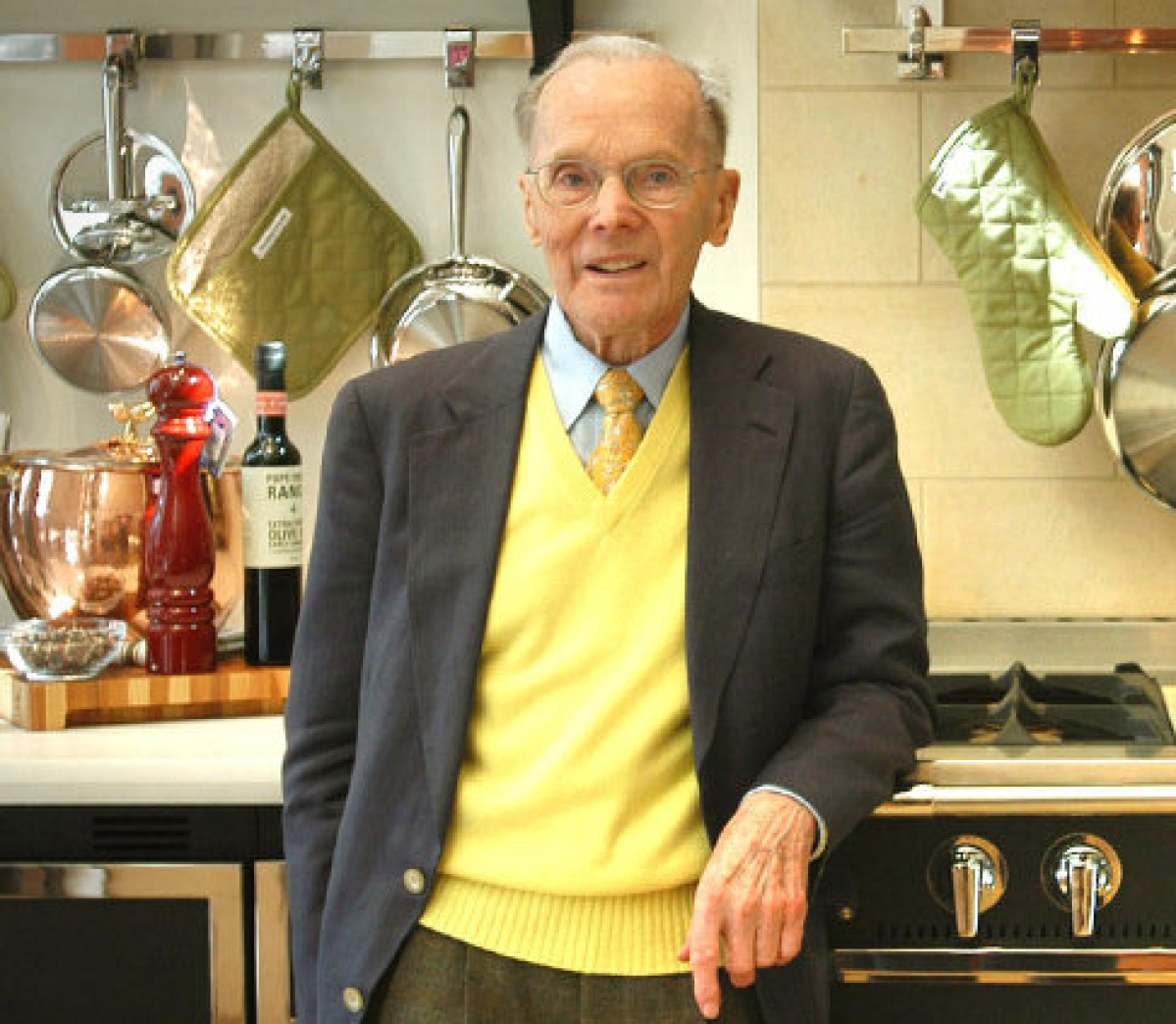 WilliamsSonoma founder inspired home cooks to soup up