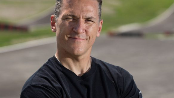"Figure skater Elvis Stojko says Muse helps him find the ""sweet spot"" in meditation."