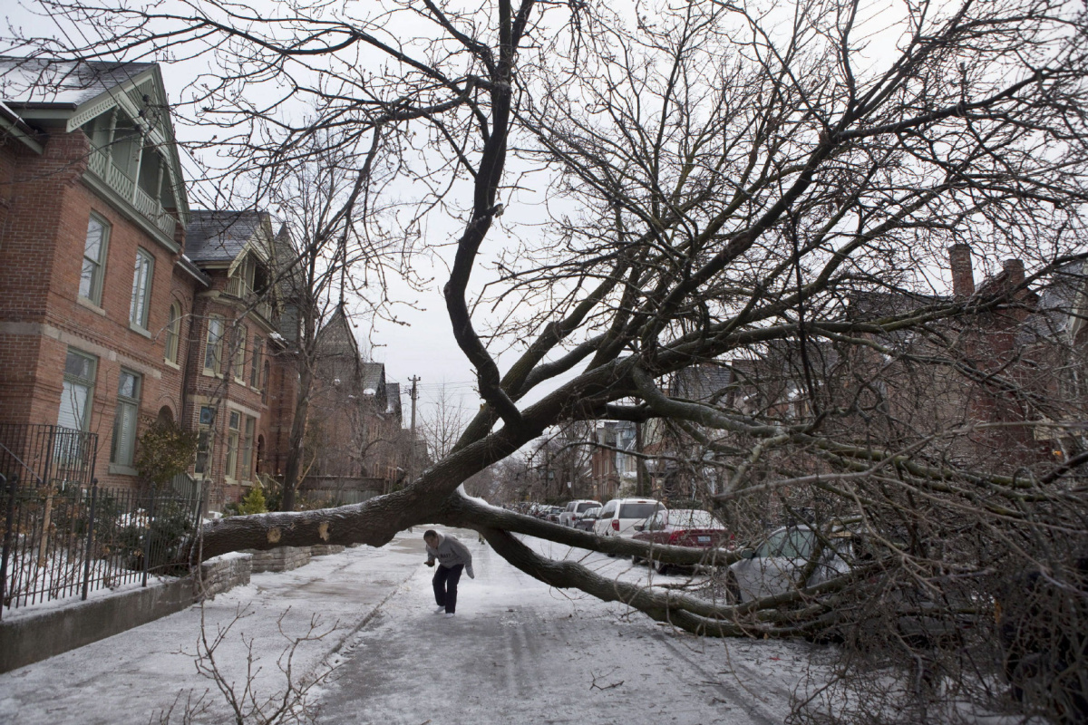 190million ice storm aid unclaimed by Ontario