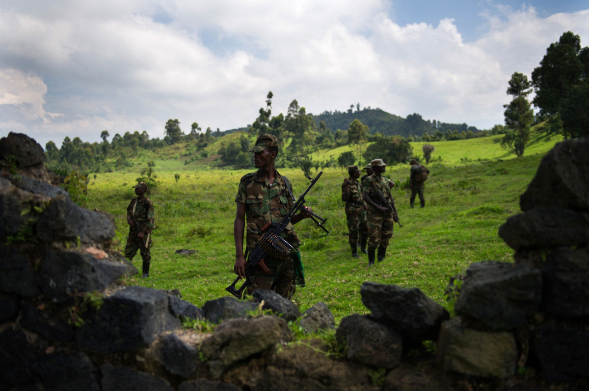 Congo rebels resume fighting near Goma after making demands  Toronto Star