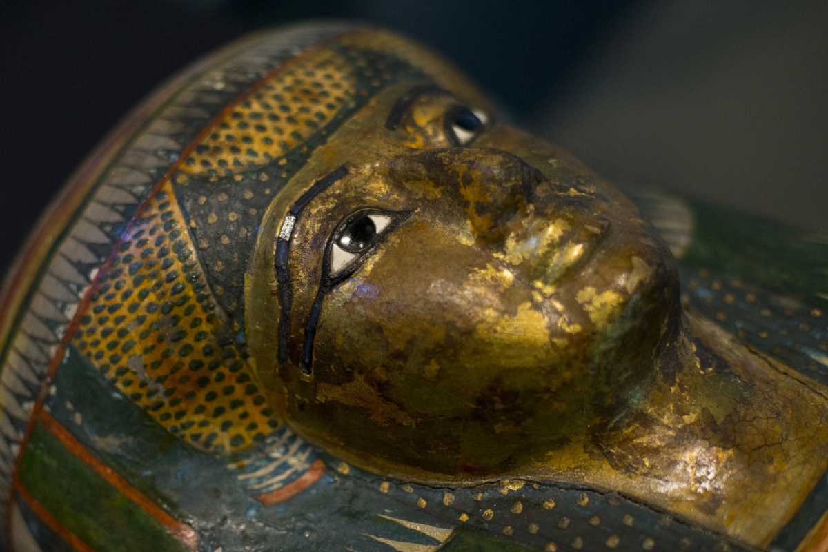 Museum Unwraps Mysteries Of Ancient Egyptian Mummies