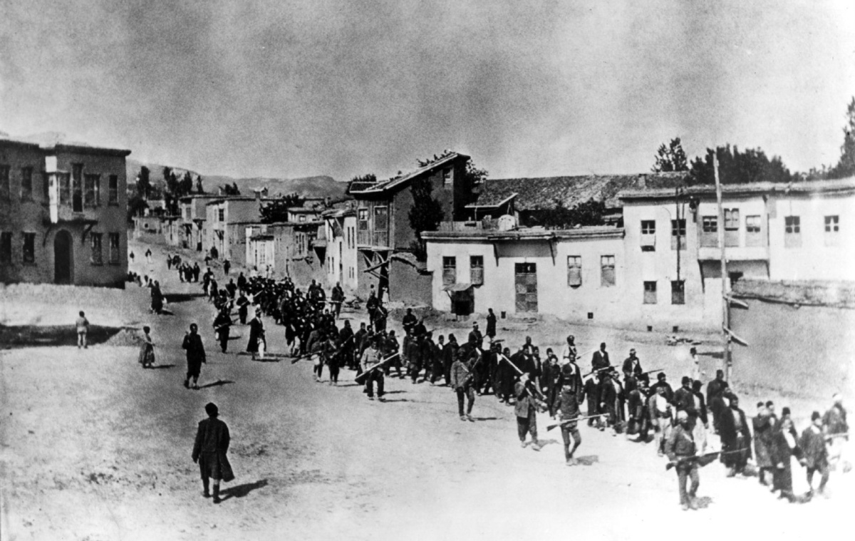 Armenian Genocide A timeline  The Star