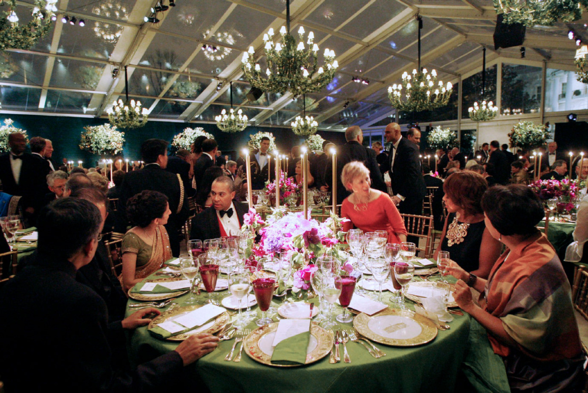 Expect maple and celebs at Obamas state dinner for