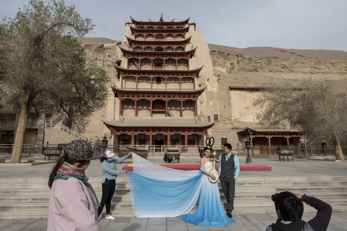 China S Secret Caves Filled With Lost Culture The Star