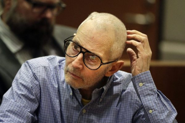 robert durst Robert Durst's second wife helped cover up his first wife