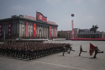North Korea Signals Hold Large Military Parade