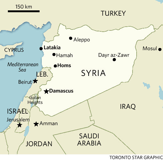 Syria In Danger Of Becoming Somalia Or Afghanistan