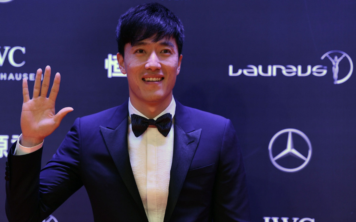 Chinese Hurdler Liu Xiang To Divorce Actress Hit By Controversy Toronto Star