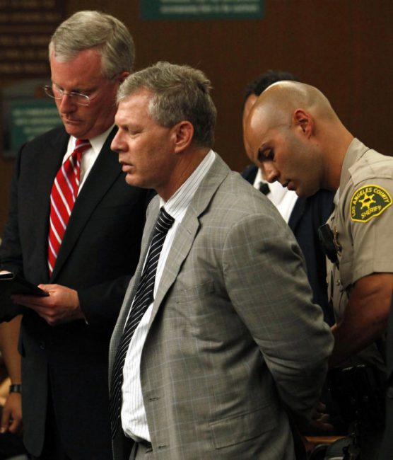 Lenny Dykstra Sentenced To Three Years In Prison In Grand Theft