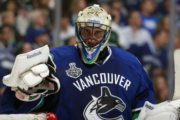 20 Roberto Luongo Pictures And Ideas On Weric