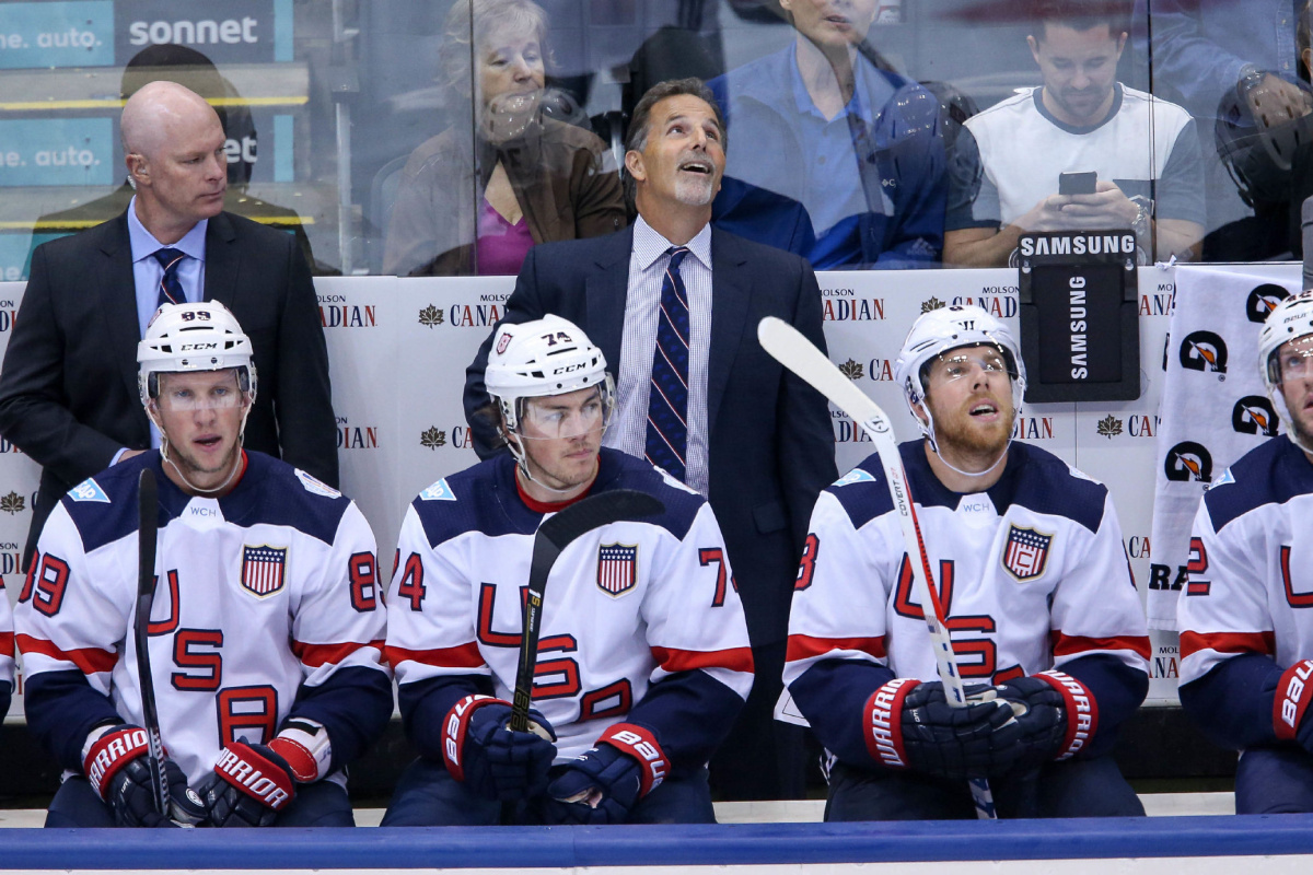 Team Usa Coach In Crossfire With World Cup Hopes On Line