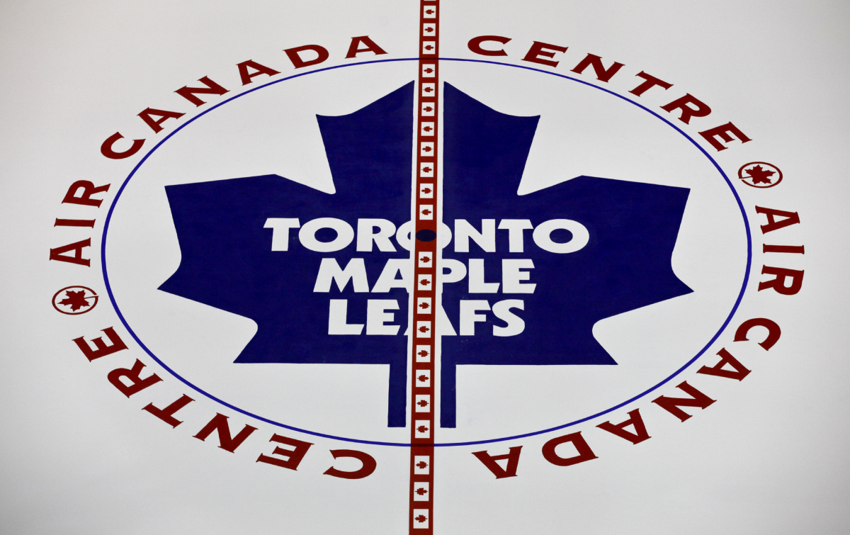 Maple Leafs centennial celebration may include new logo