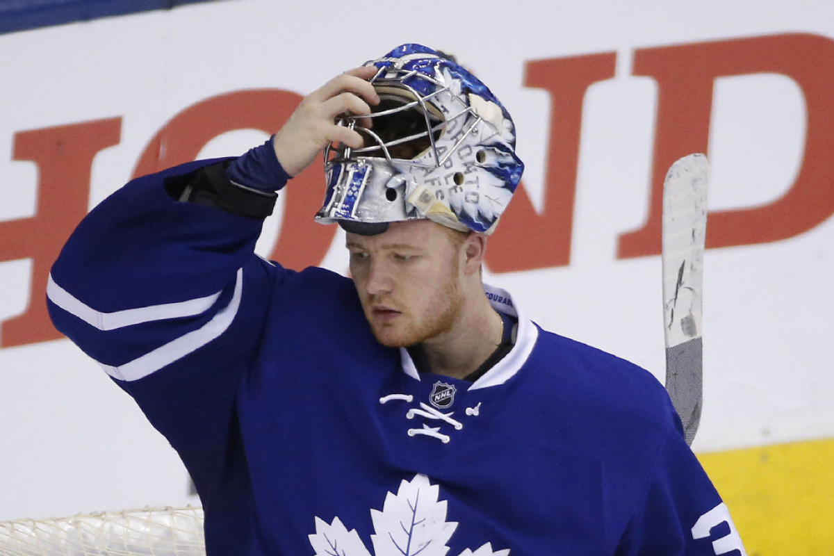Frederik Andersen At Full Health Heading Into Leafs Camp