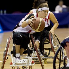 Wheelchair Olympics Copa Beach Chair With Canopy Paralympic Basketball Player Wouldnt Change