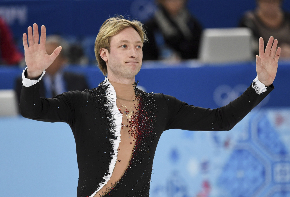 Once A Hero Plushenko Under Attack In Russia Over