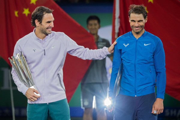 Roger Federer Credits Fitness Coach With Longevity