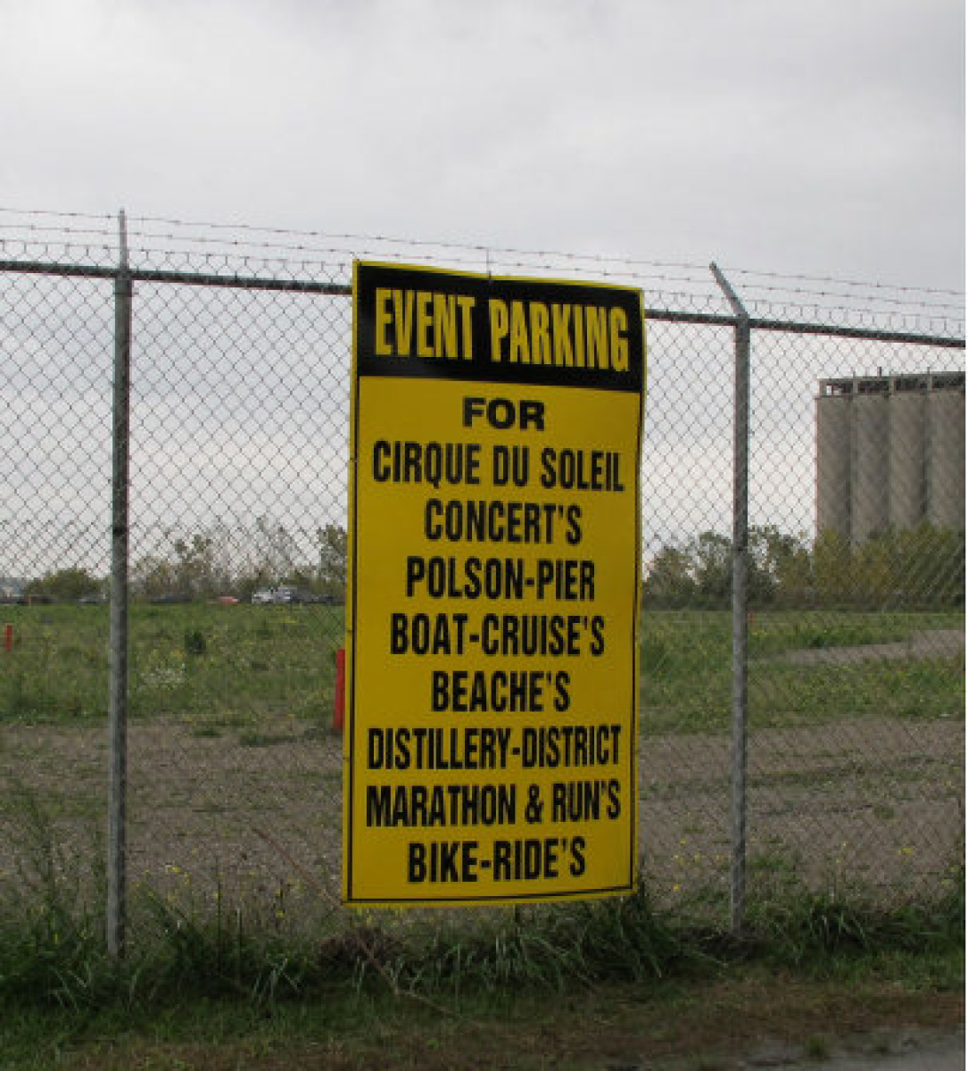 The Fixer Parking Signs A Comedy Of Errors