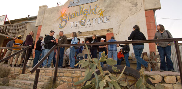 The Starlight Theatre Restaurant  Saloon has the best