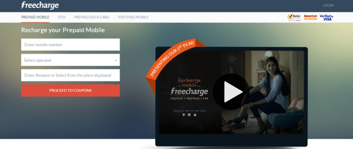 FreeCharge Raises $33 Million In Series B Funding