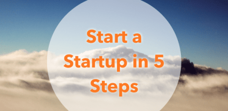 5 Key Steps To Start A Startup