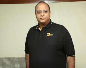 Mr Suresh John, CEO, RoomsTonite