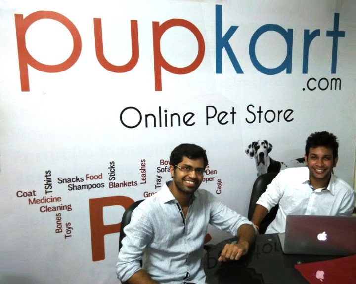 Pupkart Co-Founders