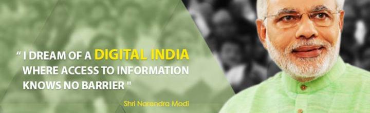 Digital India Campaign