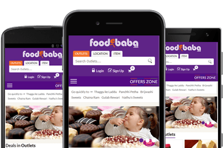 Foodebaba Android App