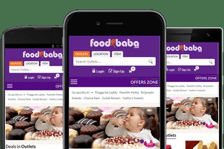 Foodebaba Android App