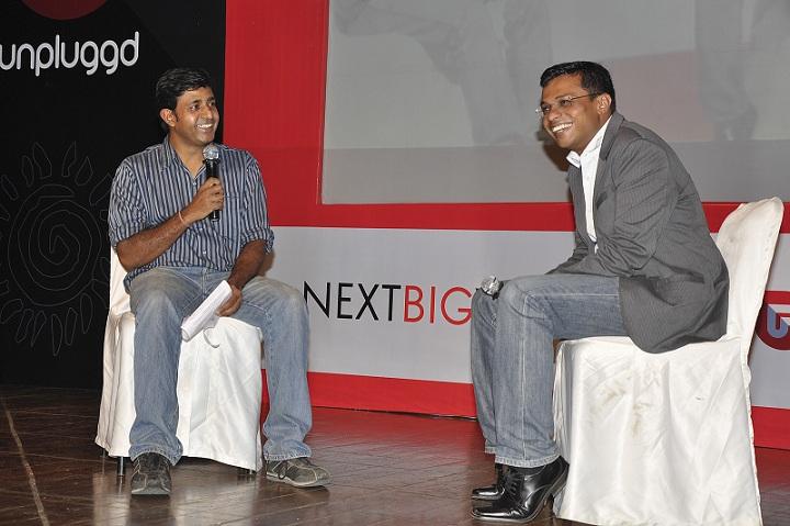 Sachin Bansal, Co-Founder, Flipkart