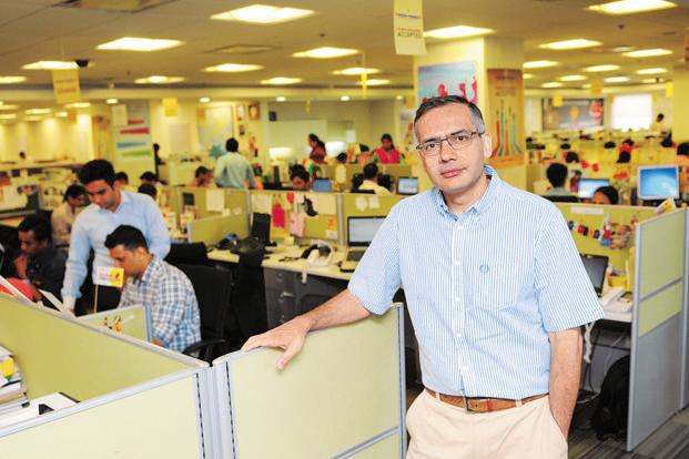 MakeMyTrip CEO Deep Kalra