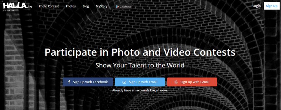 halla-talent-discovery-platform