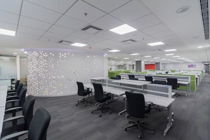 Eco Friendly Workspace