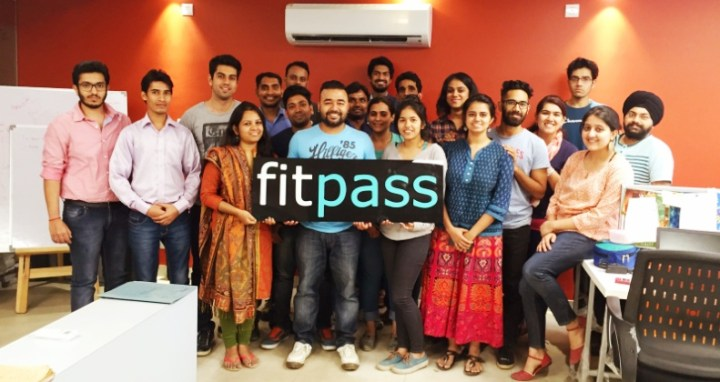 Fitpass Funding
