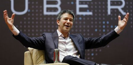 Travis Kalanick Resigns