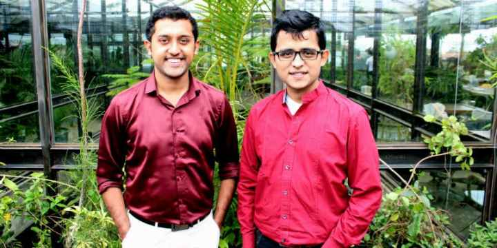 The Minds Behind Scapic - Founders Sai Krishna VK and Ajay PV