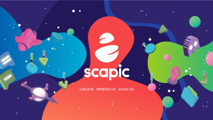 Scapic: Where Virtual and Augmented Reality Meets World