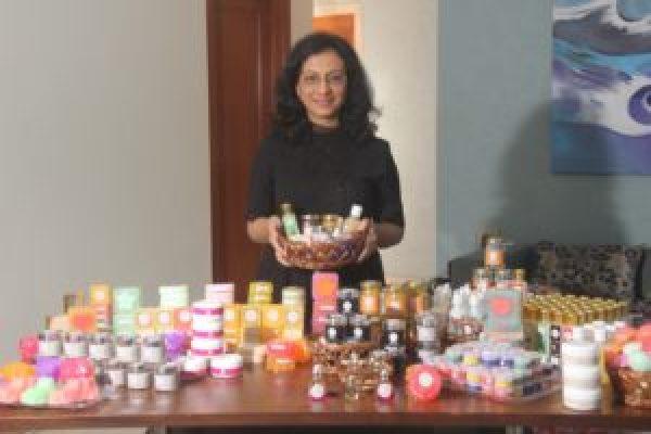 Meet the founder of Mystic Kaori - Jignesha