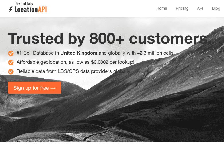 Pitch for Unwired Labs' LocationAPI - The Startup Pitch