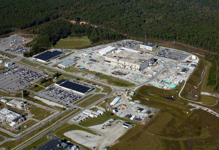 A mixed oxide fuel factory was under construction at the Savannah River Site for years. But the project has been scrapped and the federal government is looking to convert the site into a plutonium pit factory