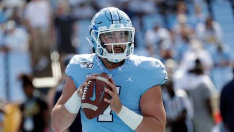 Image result for unc football qb