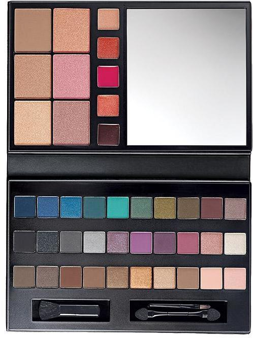 For The Love of Makeup Artist Palette Your makeup routine just got easier! This gorgeous palette includes everything you need to create multiple beautiful looks in one place. Also great for travel or gift giving!