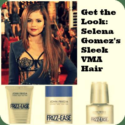 Get the look: Selena Gomez's Sleek VMA hair