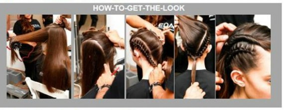 How to get the AVEDA look for Ann Yee