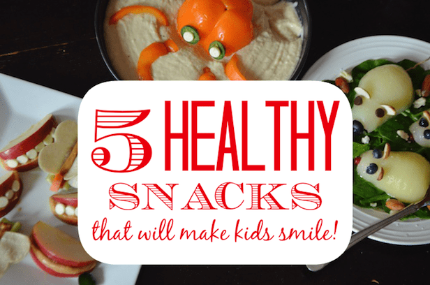 Movie Treats: 5 Healthy Snacks that will Make Kids Smile