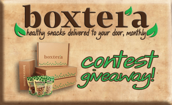 GIVEAWAY: Get your SNACK ON with our Boxtera Giveaway!