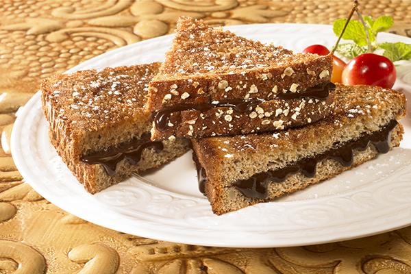 Recipe for Gooey Chocolate Sandwiches