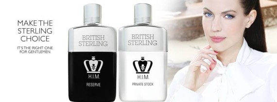 Give Your Man the Gift of FRAGRANCE this Father's day with our British Sterling Cologne Giveaway #SterlingChoice