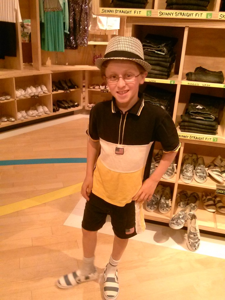Every boy needs a great Summer Fedora for school