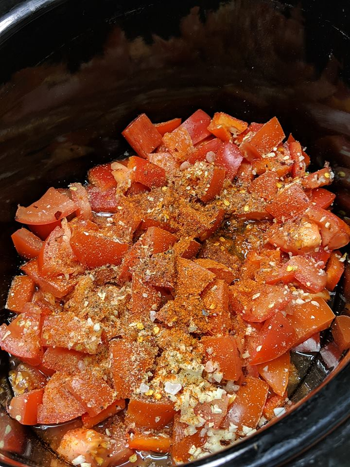 Roasted Red Pepper and Tomato Soup Weight Watchers Recipe 6 points for entire recipe - serves 6 - 1 point each